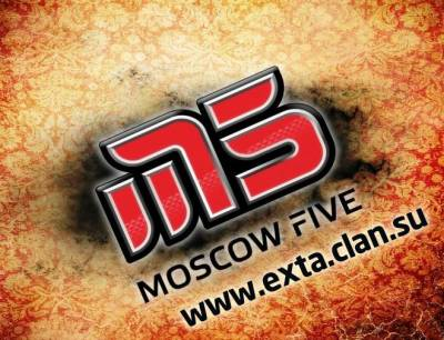 moscow five cfg | m5 cfg