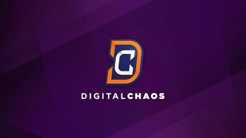 Digital Chaos wallpaper